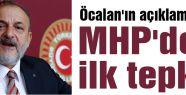 MHP''Lİ VURAL; 'ÖCALAN'A AF, ÖZERKLİK SÖZÜ VERDİLER
