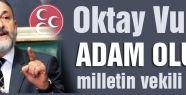 MHP'li Vural'dan Davutoğlu'na Suçlama