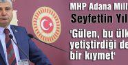MHP'li Yılmaz'ın Gülen'le ilgili sözleri rekor kırıyor