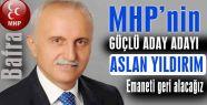MHP'nin Bafra'da Güçlü A.Adayı: Emaneti Geri Alacağız!