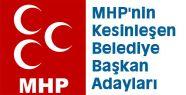 MHP'nin Kesinleşen Başkan Adayları