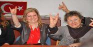 mhp'ye  ilk kadın aday
