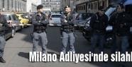 Milano'da silahlı saldırı