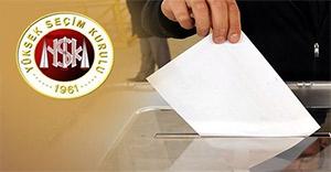 Milletvekili seçimi kesin sonuçları Resmi Gazete'de yayımlandı