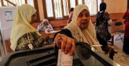 Mısır'da cumhurbaşkanlığı seçimi...