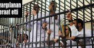 Mısır'da Gürbüz beraat etti