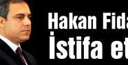 MİT Müsteşarı Hakan Fidan İstifa Etti
