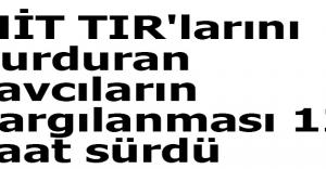 MİT TIR'larını durduran savcıların yargılanması 12 saat sürdü
