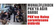 Muhaliflerden PKK'ya Darbe