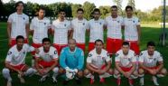 Münih Türkgücü D2-1 Galip