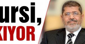 Mursi'den özgürlüğe ziyaret