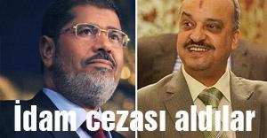Mursi ve Esma'nın babası Bilteci'ye idam cezası
