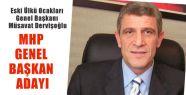 Musavat Dervişoğlu MHP Genel Başkan Adayı