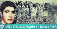 Mustafa Pehlivanoğlu'nu Anıyoruz...