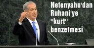 Netenyahu'dan Ruhani'ye ''kurt'' benzetmesi
