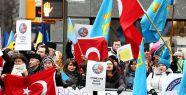 New York'ta Kırım protestosu...