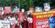 Nijeryalı kızların tutuldukları yer biliniyor