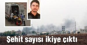 Nusaybin'de hayatını kaybedenlerin sayısı ikiye çıktı