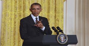 Obama: Suriye'deki sorunlar Türkiye, Rusya ve İran olmadan çözülemez