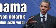 Obama'dan 5 milyon dolarlık ek yardım