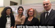ODTÜ'lü Öğrencilerin Manisa Sınavı