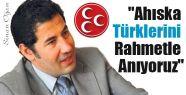 """Oğan: """"Ahıska Türklerini Rahmetle Anıyoruz"""""""
