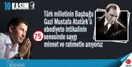 OĞAN'dan 10 Kasım Atatürk'ü Anma Mesajı
