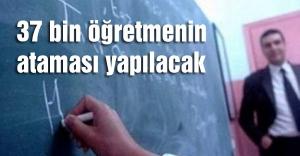 Öğretmenin ataması yapılacak