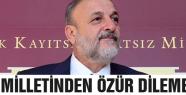 Oktay Vural: Türk Milletinden Özür Dilemelisin