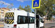 Okul servisi şoförlerine tespih yasağı