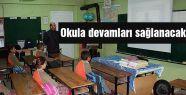 Okula devamları sağlanacak