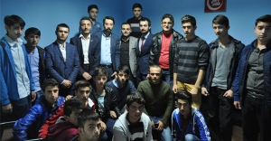 ORTAHİSAR; 'ÜNİVERSİTELERİN TERÖR YUVASI OLMASINI ENGELLEYECEĞİZ'