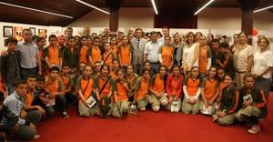 Osman Genç: Daha iyi bir gelecek için çalışıyoruz
