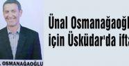 Osmanağaoğlu için Üsküdar'da iftar
