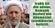 Osmanlı Geri Gelsin İstiyorlar
