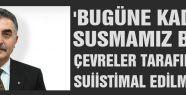 'OSMANLI TÜRKÇESİNİ ARAPÇA ZANNEDENLER...'
