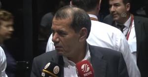Özbek: Sneijder'in sözleşmesini iki yıl uzattık