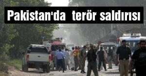 Pakistan'da hava kuvvetlerine terör saldırısı