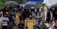 Pakistan'da hükümet karşıtı gösteri