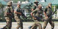 Pakistan'da polislere  saldırı...