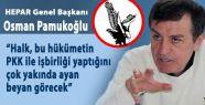 Pamukoğlu'ndan Erdoğan'a İlginç Benzetme