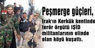 Peşmergeler Köyü Kuşattı ve...