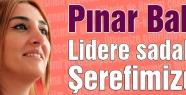 Pınar Balık, MHP Teşkilatlarının gönlünü fethediyor...