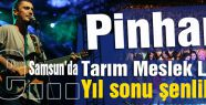 Pinhani Samsun'da konser verdi