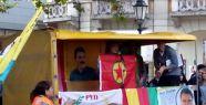 PKK Bayrağı Açtı Dokunulmazlığı Kalktı...