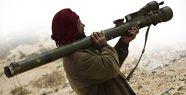 PKK Bitlis'te Roketli Saldırı...