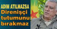 PKK Elebaşından yine tehdit!
