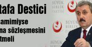 'PKK TÜRKİYE'Yİ YÖNETENLERLE KEDİNİN FAREYLE OYNADIĞI GİBİ OYNUYOR'