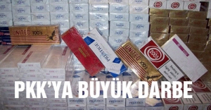 PKK'ya Ekonomik Darbe!