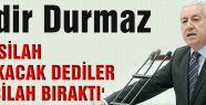PKK yerine TSK silah bırakmış durumda